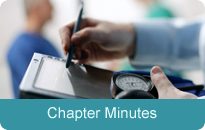Chapter Minutes
