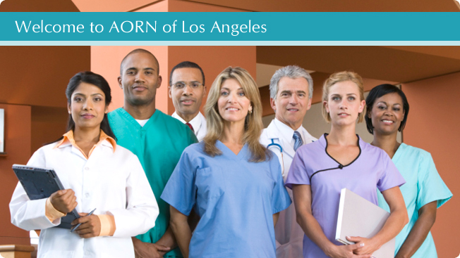 Welcome to AORN of Los Angeles